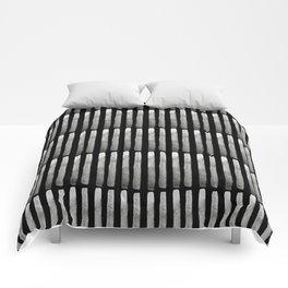 Blacksticks Matchsticks Comforters
