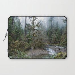 A Creek Runs Through It Laptop Sleeve