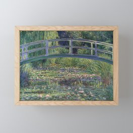 Monet Framed Mini Art Print