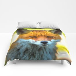 Foxy by Nature Comforters