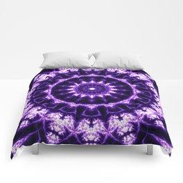 Continuum Mandala Comforters