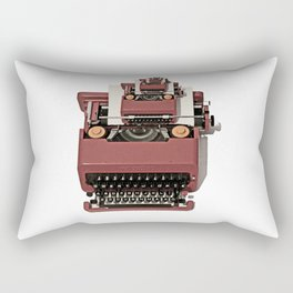 Valentine Type Rectangular Pillow