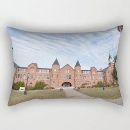 Northeastern State University - Seminary Hall, No. 2 Rectangular Pillow