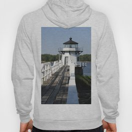Doubling Point Light Hoody