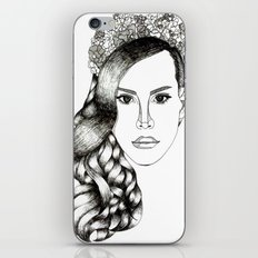 Lana Del lovely iPhone & iPod Skin