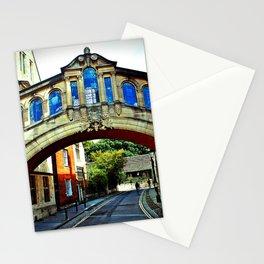 Hertford Bridge of Sighs Oxford England Stationery Cards
