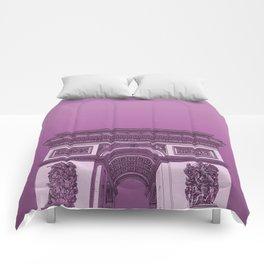 Arc de Triomphe Comforters
