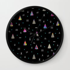 C.S.P.D. ii Wall Clock