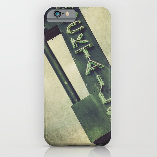 Cheers To Edith! iPhone & iPod Case