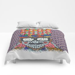 El Congo, Mascaras del Carnaval Comforters