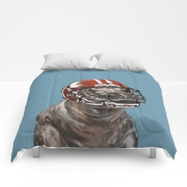 Rugby Hippo Comforters