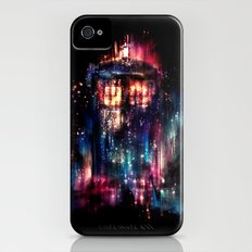 All of Time and Space iPhone (4, 4s) Slim Case