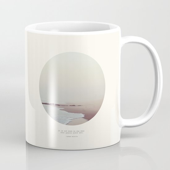 Maps Mug