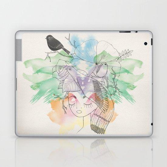 Au Printemps Laptop & iPad Skin