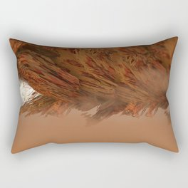Armored zeppelin Rectangular Pillow