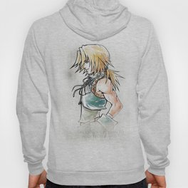Zidane Tribal Artwork - Final Fantasy IX Hoody