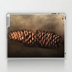 Fallen - Pine Cones Laptop & iPad Skin
