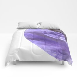 Mystical Powers of Amethyst #society6 Comforters