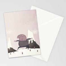 pestiferous gum trees  Stationery Cards