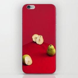 Damaged Pears iPhone Skin