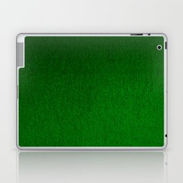 Emerald Green Ombre Design Laptop & iPad Skin