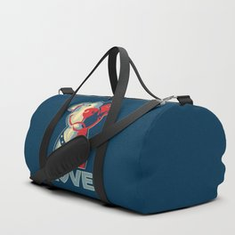 Pitbull - Love Duffle Bag