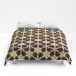 Flower of Life Pattern 11 Comforters
