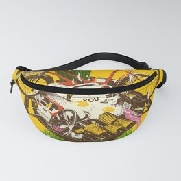 GET BUSY LIVIN Fanny Pack