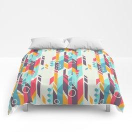 Geometri pattern Comforters