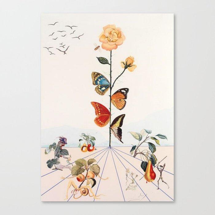 Salvador Dali Leinwanddruck