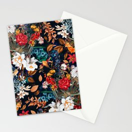 EXOTIC GARDEN - NIGHT XXII Stationery Cards
