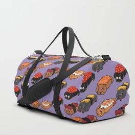 Sushi Daschunds Duffle Bag