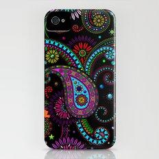 Paisley Panels iPhone (4, 4s) Slim Case