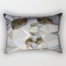 Scary Head Rectangular Pillow
