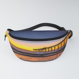 Catherine Hill Bay. Fanny Pack