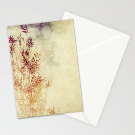 BAMBOO PART I Stationery Cards