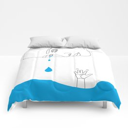 Cry me a river Comforters