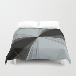 Brown and Grey Tones of Eucalyptus  Duvet Cover