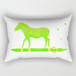 Zebra Rock It 13A Rectangular Pillow