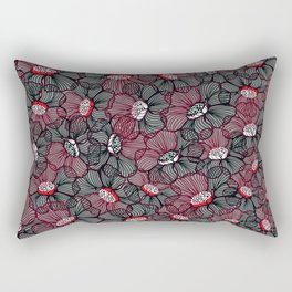 Flower 14 Rectangular Pillow