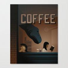 Dino-Mite Canvas Print