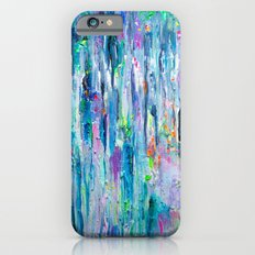Silver Rain Slim Case iPhone 6