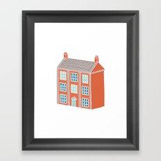 Little Big House Framed Art Print