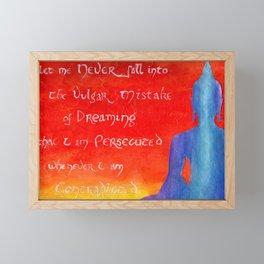 Vulgar Mistake Framed Mini Art Print