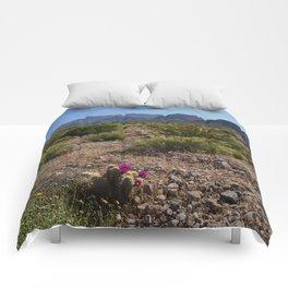 Painted Desert - V Comforters