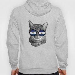 Funny Cat Shirt - El Salvador Hoody