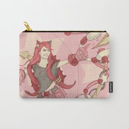 Ice cream Archer Carry-All Pouch