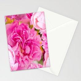 Large Pink Peony Flowers #decor #society6 #buyart Stationery Cards