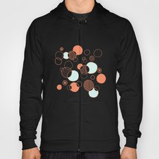 Coral Bubbles (with a hint of mint) Hoody