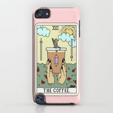 COFFEE READING iPod touch Slim Case